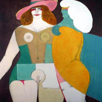 Two Women - RL
