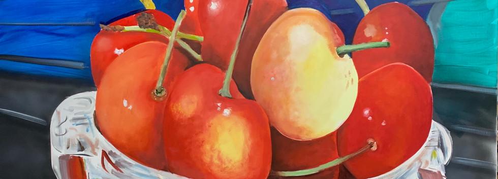 Bowl O' Cherries