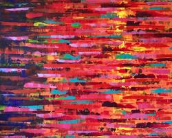 Toile peinte par Émilie