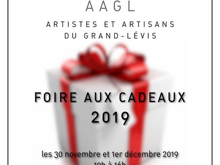 FOIRE AUX CADEAUX 2019