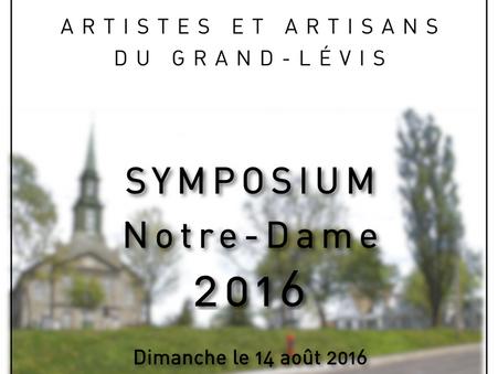 Symposium Notre-Dame 2016