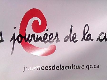 Journée de la Culture à l'AAGL