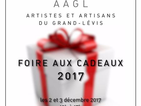 La FOIRE aux CADEAUX 2017