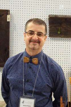 Daniel  Potvin, artisan