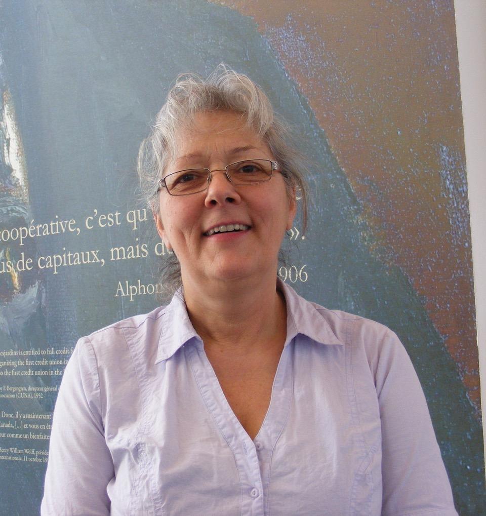 Madeleine Laroche, artisane