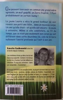 Lucie Labonté, auteure