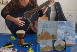 Carole Drouin-musique