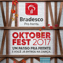 Bradesco-Oktober