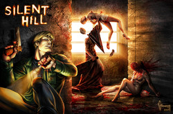 Silent Hill • Giovanny Gava