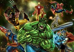 Marvel • Giovanny Gava