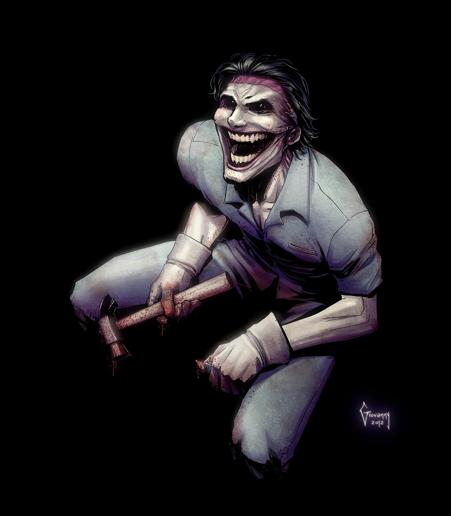 Joker • Giovanny Gava