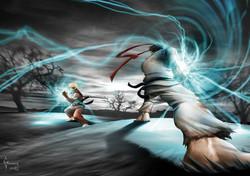 Street Fighter • Giovanny Gava