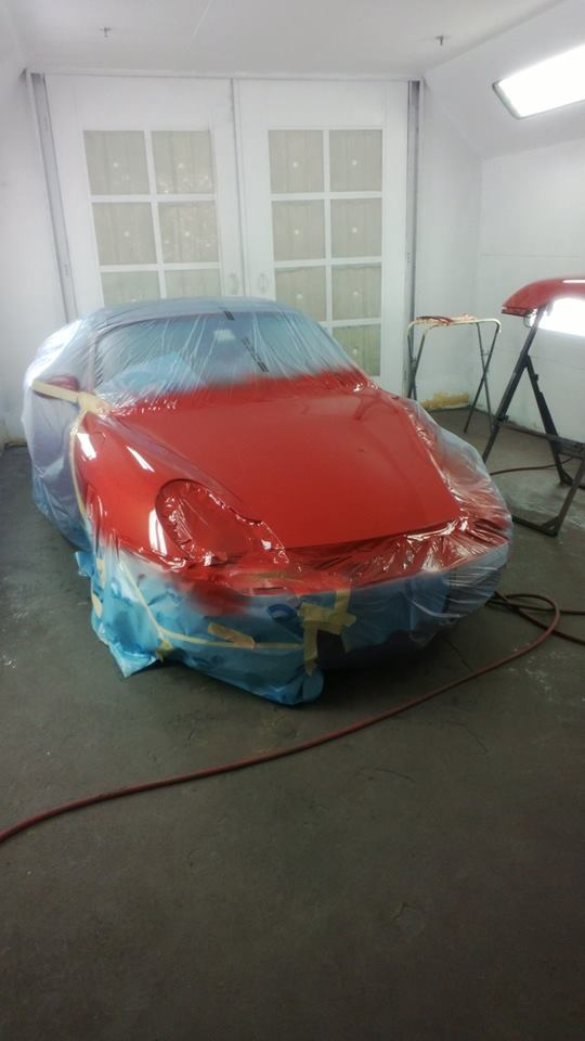 Car Paint Repair Peabody Middleton