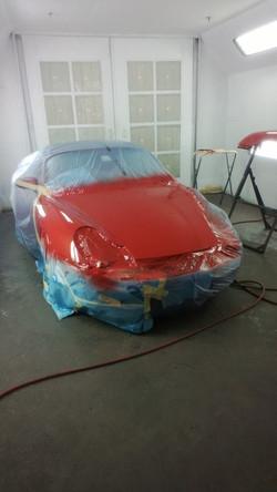 Car Paint Repair Peabody Middleton