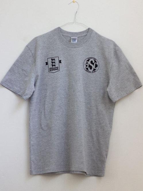 Surbiton Logo T-Shirt GREY