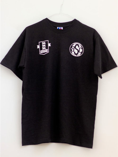 Surbiton Logo T-Shirt BLACK