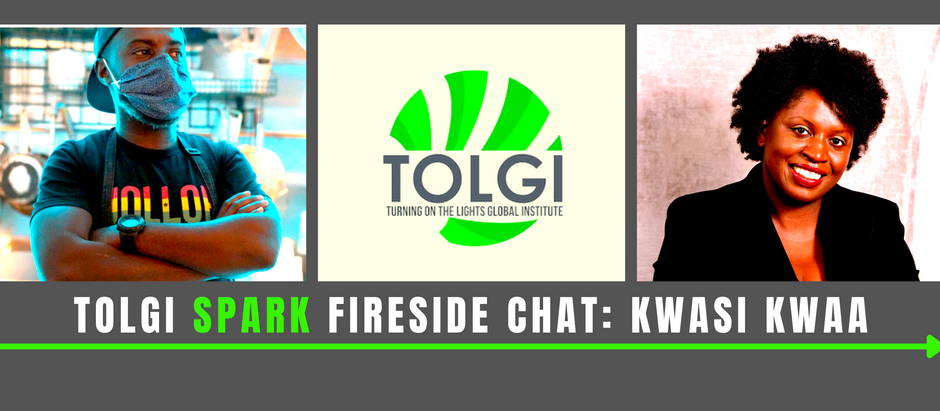 Fireside Chat with Kwasi Kwaa of Comfort Kitchen