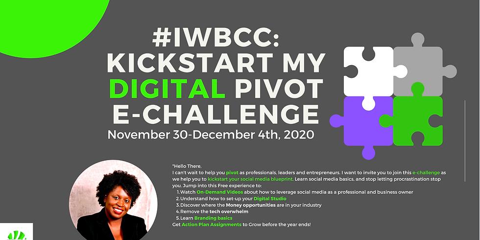 Kickstart My Digital Pivot
