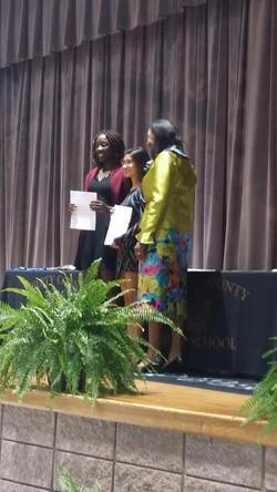 LCHS Scholarship Winners