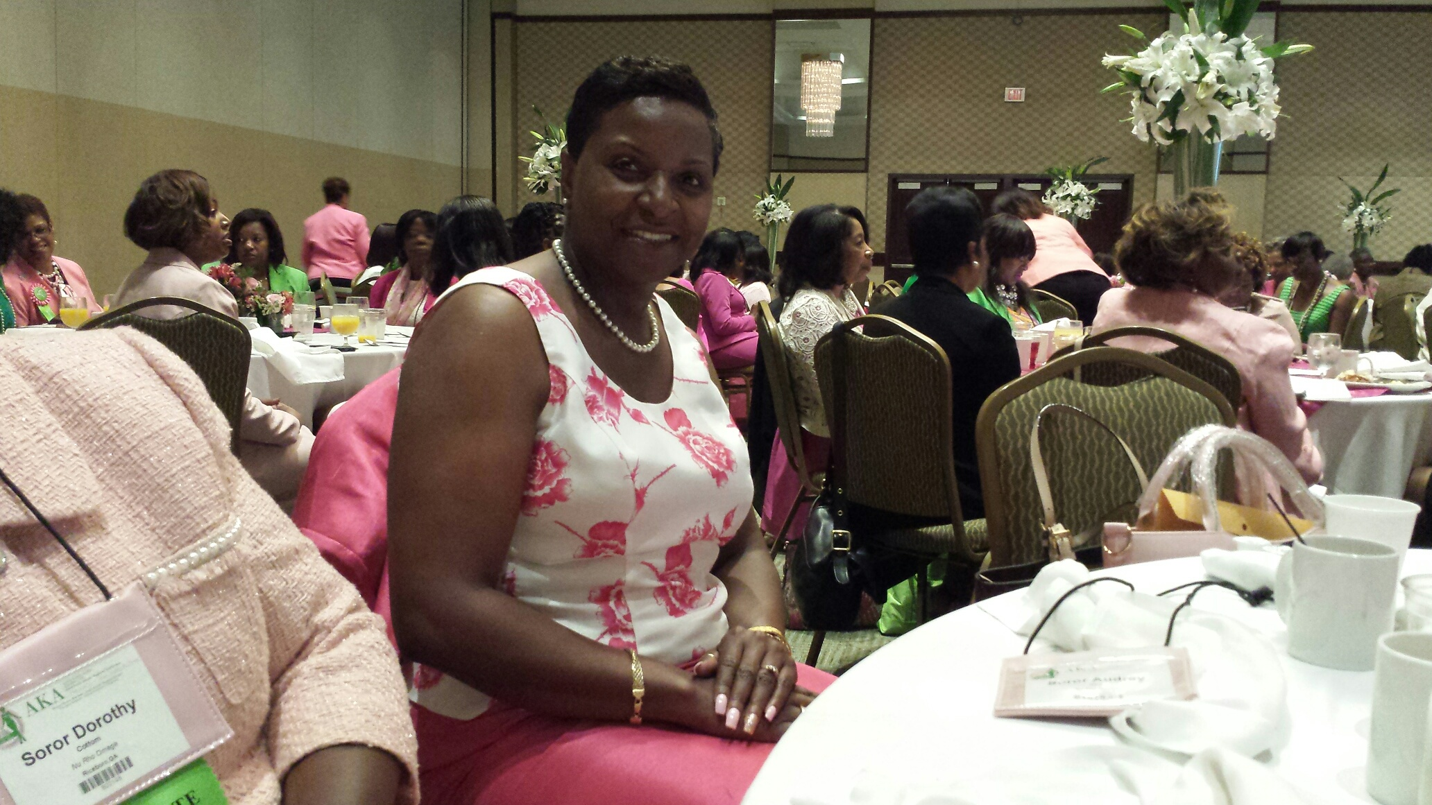 Soror Audrey, Soror of the Year
