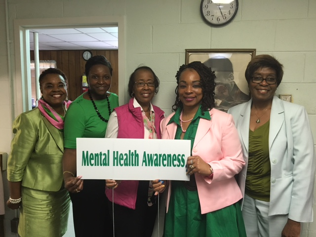 Going Green for Mental Health