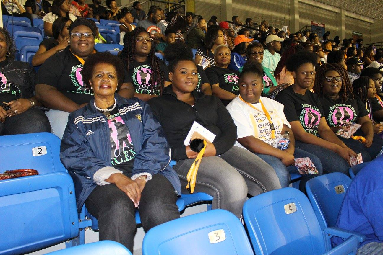 ASCEND Visits Savannah State