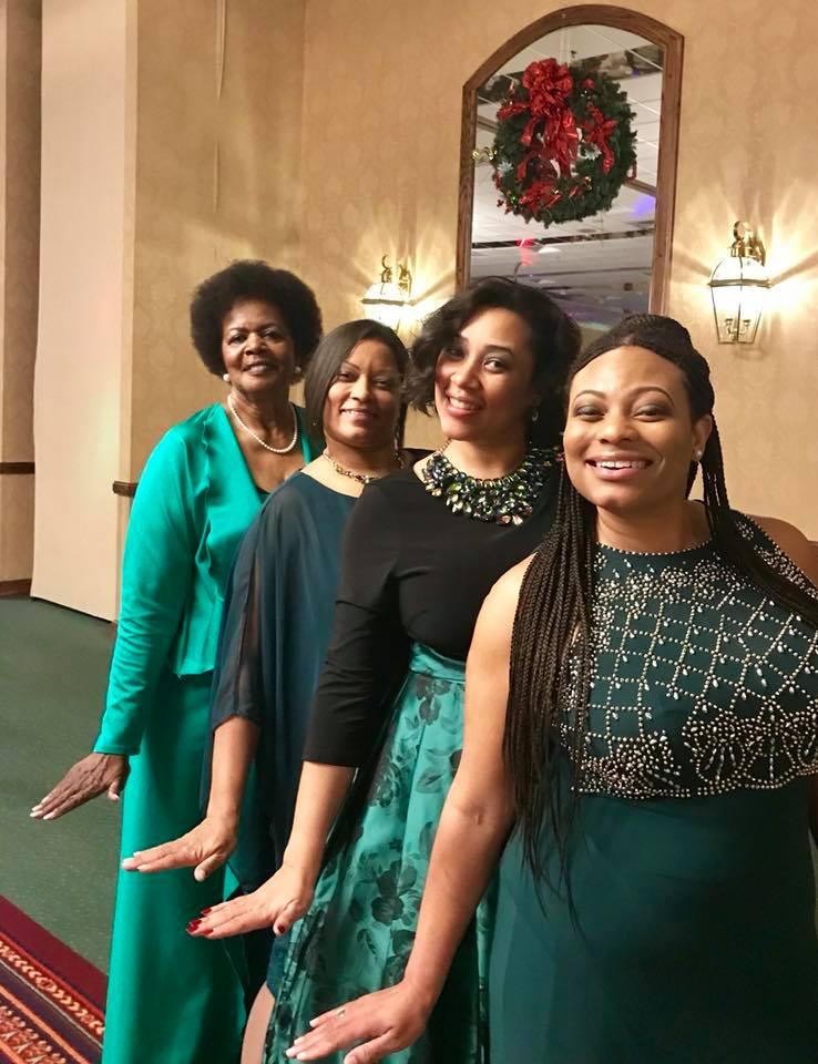 Emerald Elegance Gala 2017