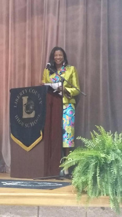 Award Night Liberty County HS