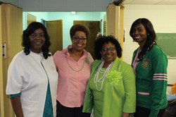 Sorors who Served!