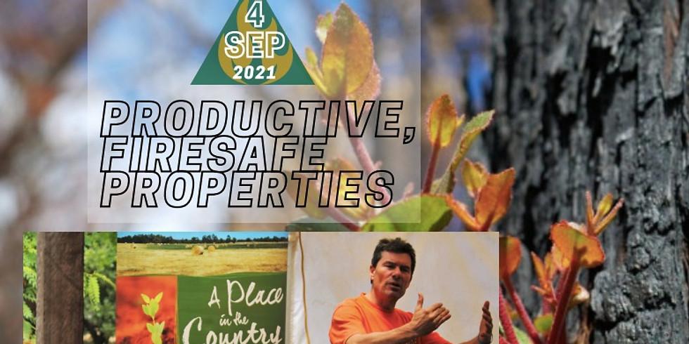 Productive, Firesafe  Properties (1)