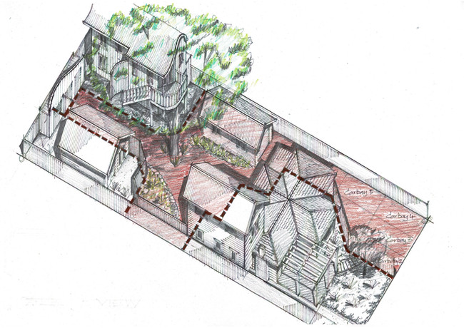 Hami Hill Sustainable Home Eco APARTMENTS