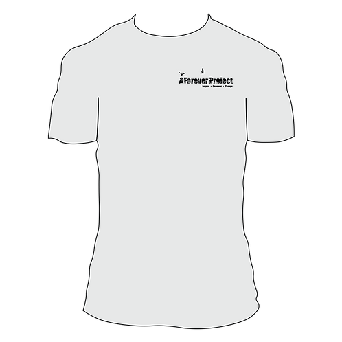 The Forever Project T-Shirt - White