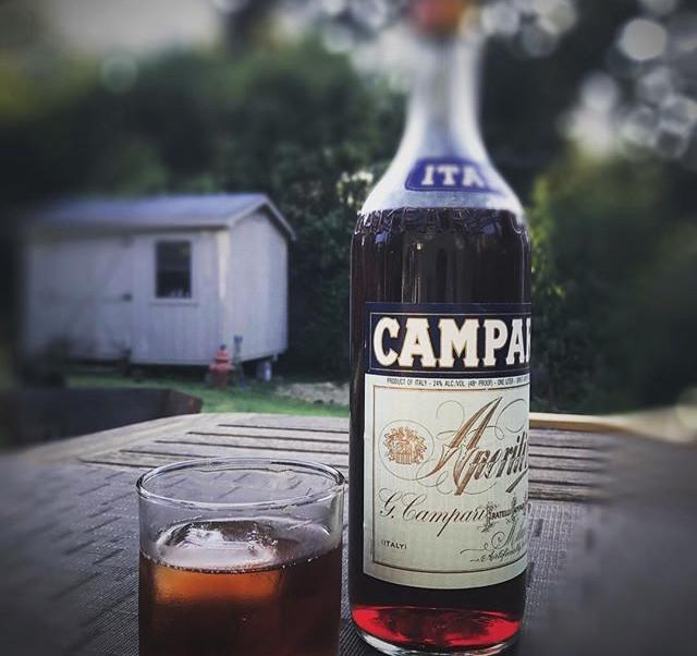 Campari 1990 negroni