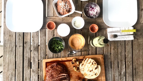 Grilled Taco Spread