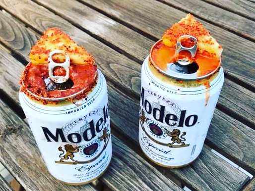 Ashtray Beer...Dirty Beer...Modelo with...Stuff