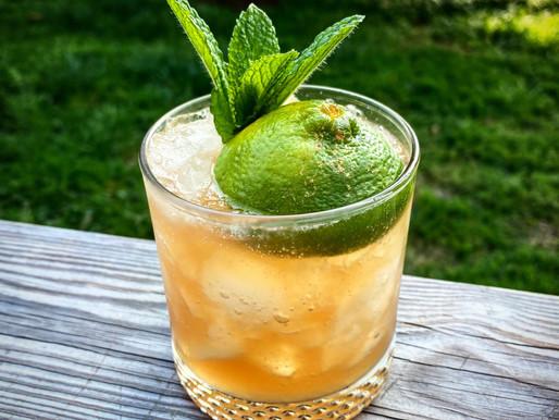 An Authentic Mai Tai