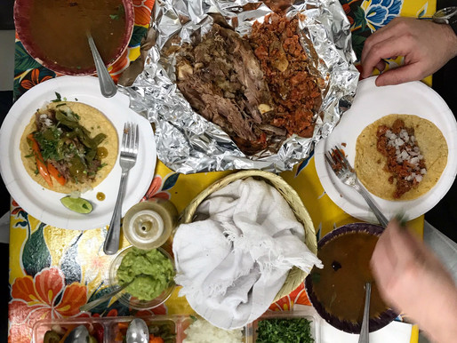 That time we flew to Philly just to eat at South Philly Barbacoa