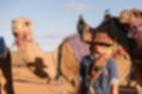 Jessica Clark Photographer Camel Trek