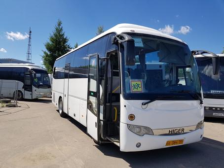 Автобусные перевозки в РФ.Кризис.