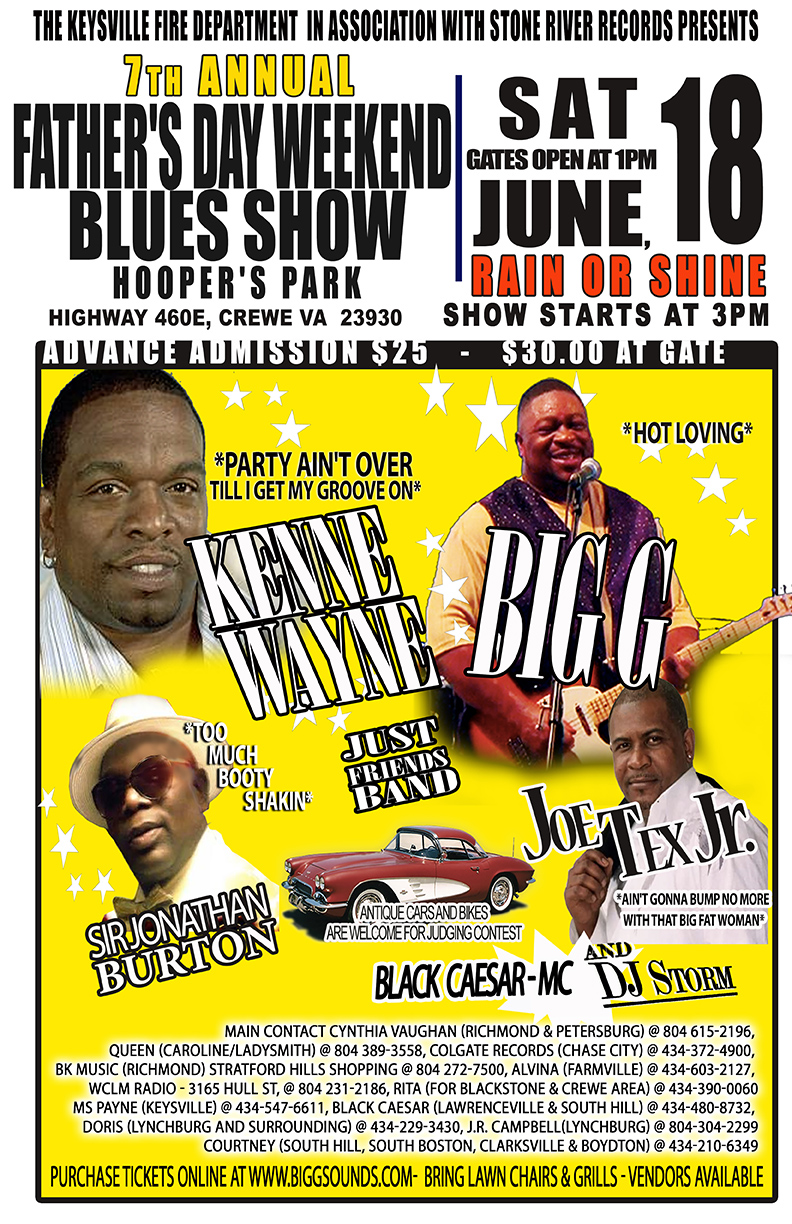 Big G Fathersday 2016 Flyer