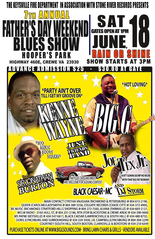 Big G Fathersday 2016 Flyer