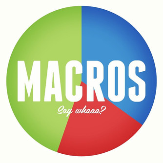 THE RIGHT MACROS FOR YOU!