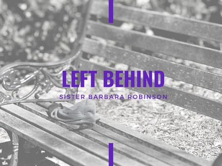 Advent 2020: Left Behind by Barbara Robinson