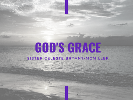 Advent 2020: God's Grace by Celeste Bryant-McMiller