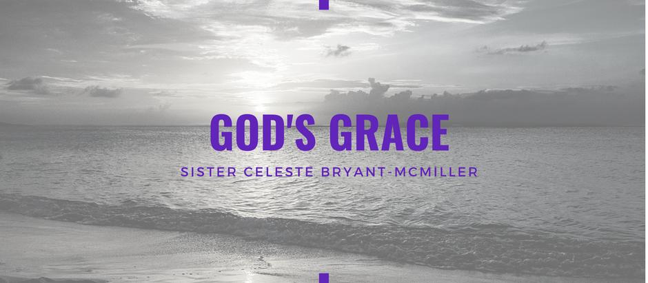 Advent 2020: God's Grace by Celeste Bryant-McMiller