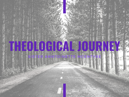 Lent 2021: Lent: Theological Journey by Anntoinette McEntyre