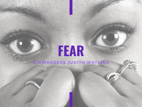 Lent 2021: Lent: Fear by Judith Watkins