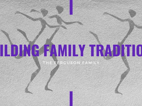 Advent 2020: Building Family Traditions by John and Yuvay Ferguson