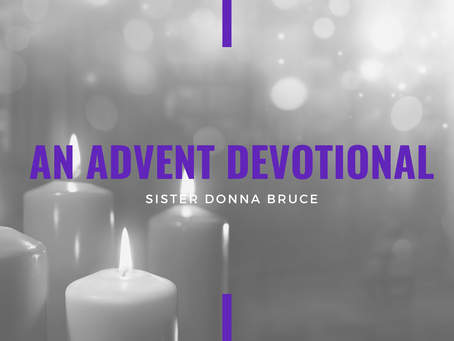 Advent 2020: An Advent Devotional by Donna Bruce