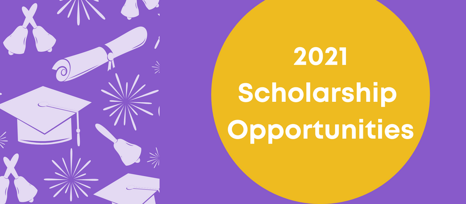 Spring 2021 Scholarship Opportunities